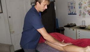 touch point massage leg massage