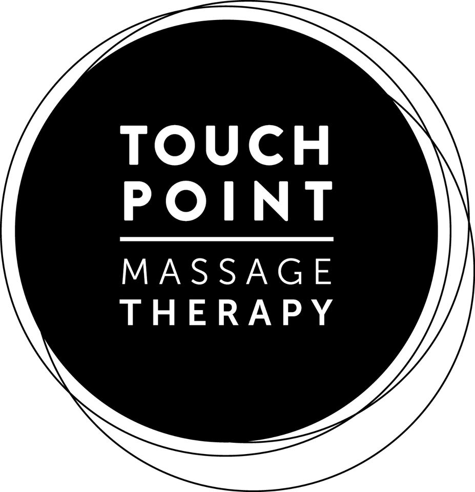 touch point massage therapy logo