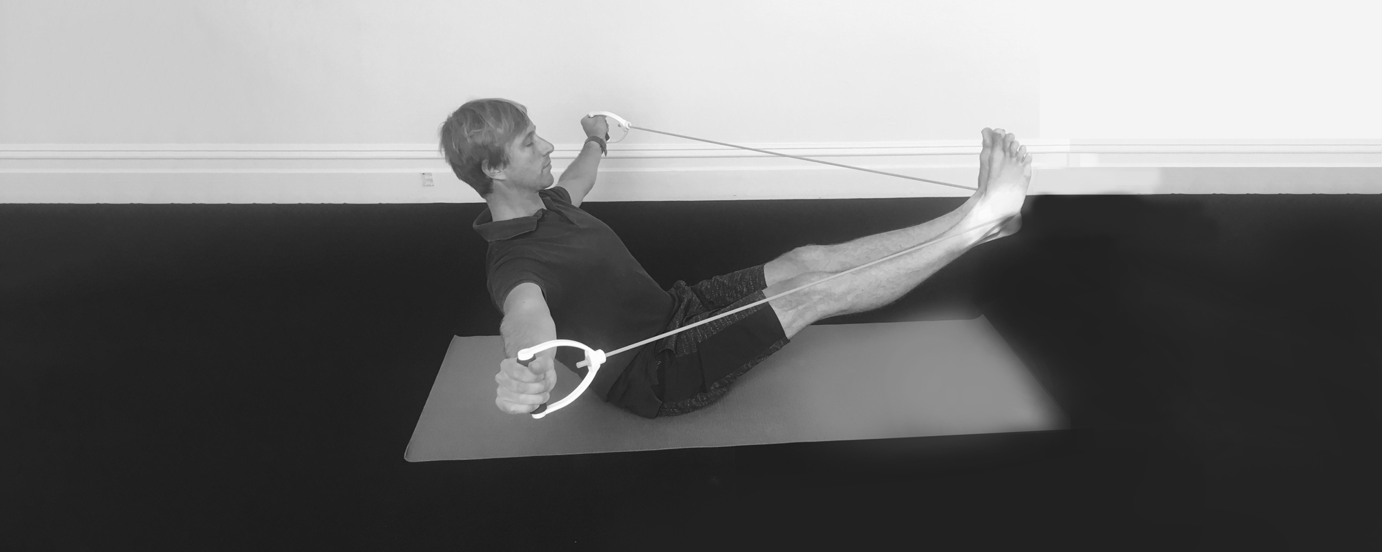 touch point massage pilates exercise