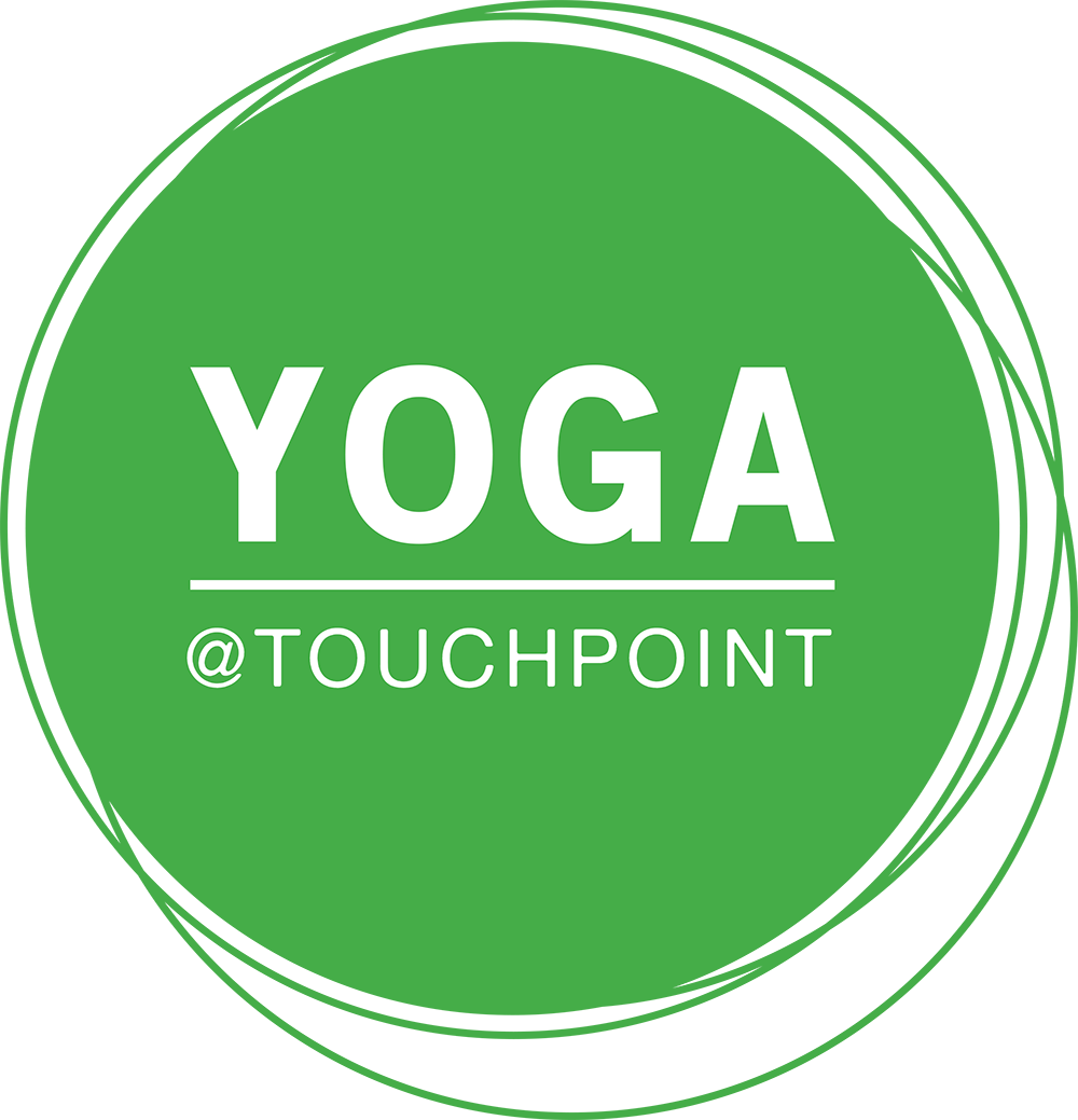 touch point massage yoga logo